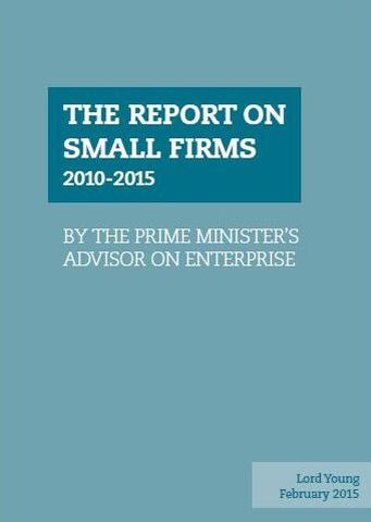 AVC features in Government business initiative report
