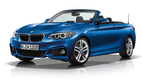 New BMW 2 Series Convertible - worth a second look