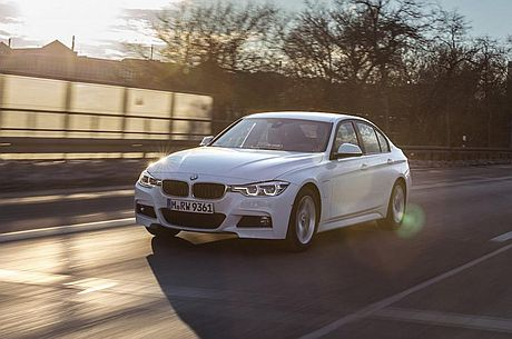 BMW 330e takes its place in growing plug-in hybrid market
