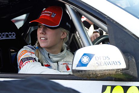 Cookie Returns to World Rally Championship – Good Luck Louise!